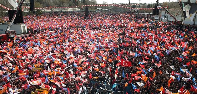 Erdoğan Konya'dan mesaj verdi: Ders verme dönemi değil