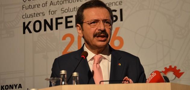 Hisarcıklıoğlu: Babayiğidi çıkarmak Konya'ya yakışır