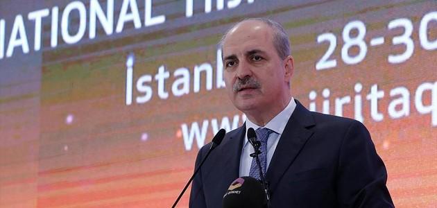 Başbakan Yardımcısı Kurtulmuş: Takvim birliği ümmetin birliğidir