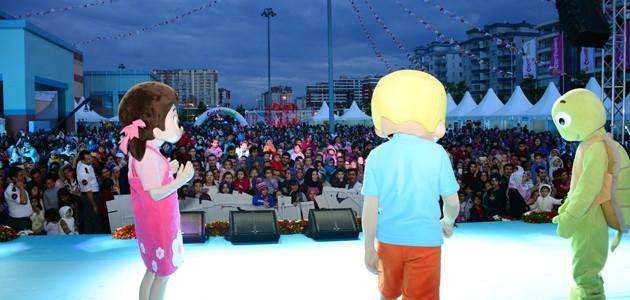Konya'da Çocuk Film Festivali coşkulu başladı