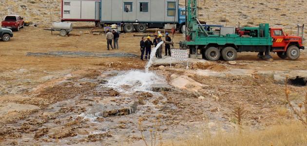 Konya'nın 3 ilçesine daha sağlıklı ve kesintisiz su hizmeti