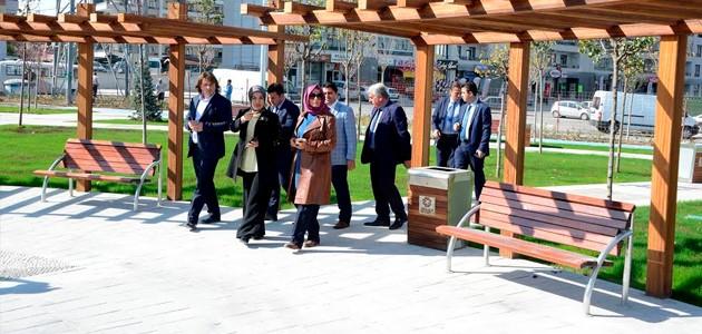 Şehit Erol Olçok Parkı açılıyor