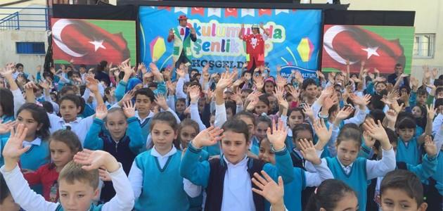 """Beyşehir'de """"Okulumuzda Şenlik Var"""" etkinlikleri sona erdi"""