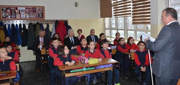 """Konya'daki okullarda """"Farkındalık Eğitimi"""""""