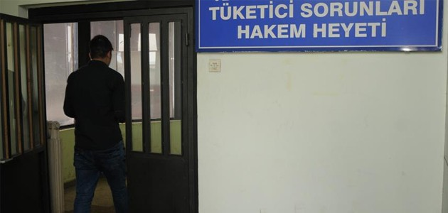 Hakem heyetlerine başvurularda parasal sınırlar yeniden belirlendi