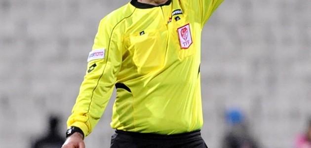 Konyaspor-Kızılcabölük maçının hakemi