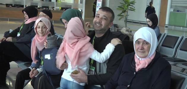 Konya'dan kutsal topraklara uğurlandılar!