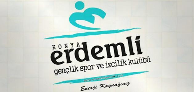 Konya Erdemli Gençlik Spor Kulübü 3 madalya kazandı