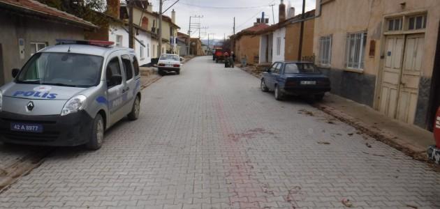 Konya'da otomobilin çarptığı çocuk hayatını kaybetti