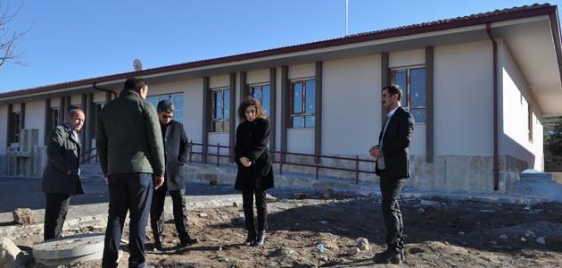 Kulu'ya yeni okul binası