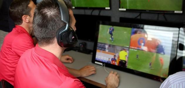 VAR sisteminde çevrim içi test maçları yapılıyor