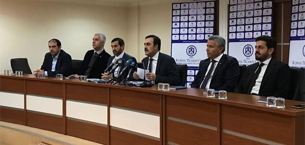 Konya'nın ihracatta 2018 hedefi açıklandı