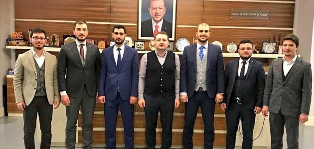 AK Parti'de Selçuklu ve Meram'ın Gençlik Kolları başkanları belli oldu