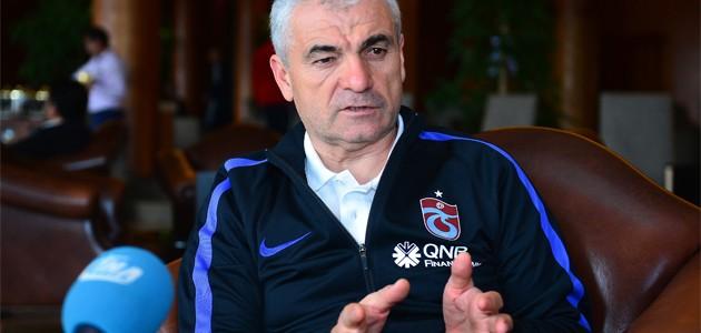 Rıza Çalımbay: Konya maçı Fener'den daha önemli