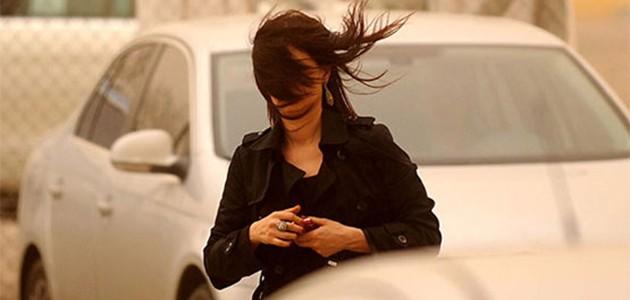 Konya'ya kuvvetli rüzgar uyarısı!