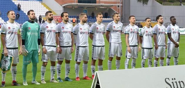 Konyaspor'un sakat futbolcularında son durum!
