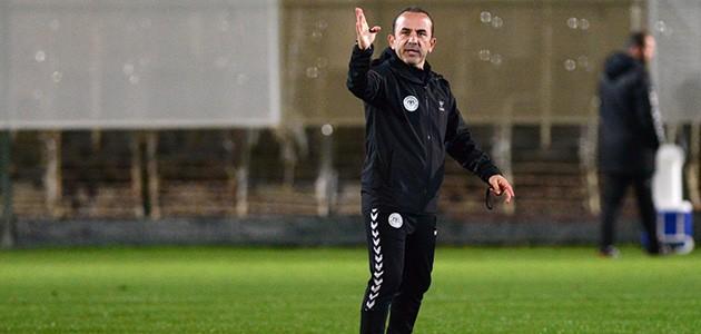 Mehmet Özdilek: Artık gol atmayı öğrendik