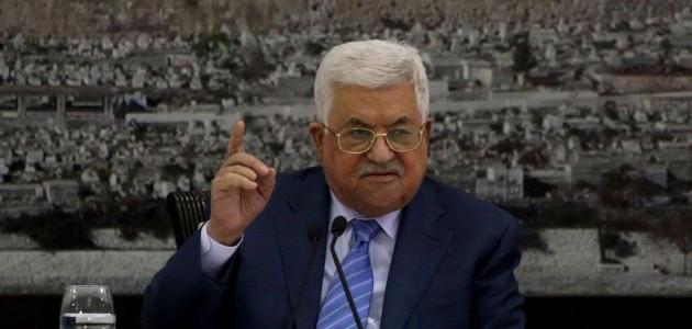 Filistin Devlet Başkanı Abbas: Hedefi belli, failleri belli, planlı bir suç