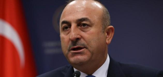 Dışişleri Bakanı Çavuşoğlu'ndan 'Afrin' mesajı