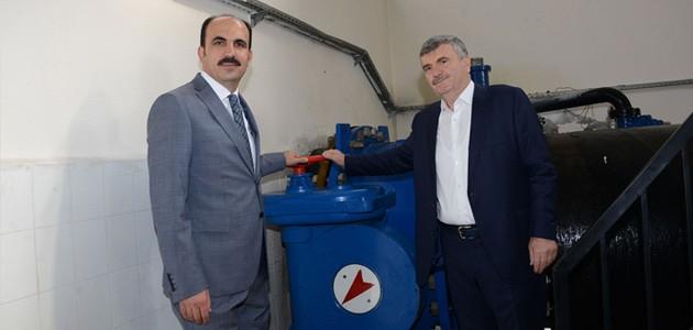 Torosların memba suyu Konya'da çeşmelerden akmaya başladı