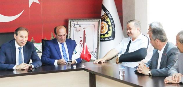 Başkan Karabacak'tan Konyaspor'a destek çağrısı