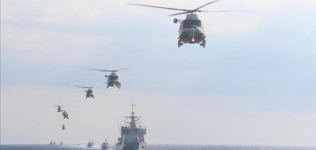 Türkiye-KKTC ortak tatbikatı başarıyla tamamlandı