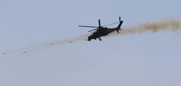ATAK helikopterleri NATO zirvesinde gösteri yapacak