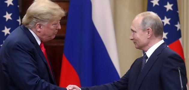 Trump'tan Putin'e Washington daveti
