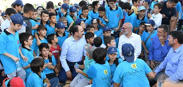 Başkan Altay: Çocuklarımız geleceğin Türkiye'sini inşa edecek