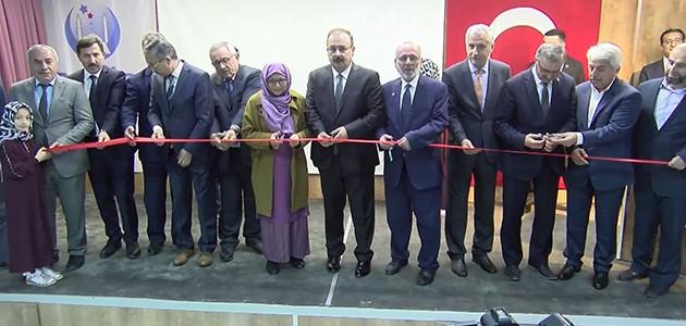 Konya'da Robot Eğitim Laboratuvarı açıldı