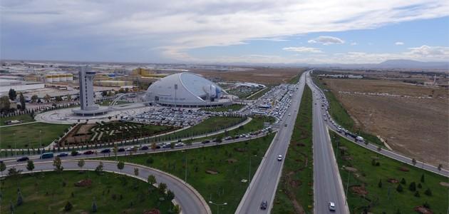 Konya Bilim Merkezi'ne bir milyon ziyaretçi