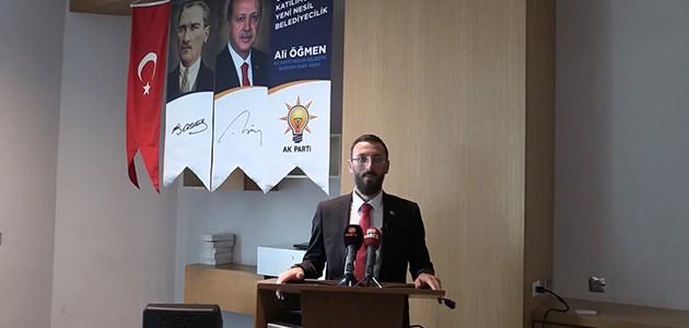 Ali Öğmen Meram belediye başkanlığı aday adaylığını açıkladı