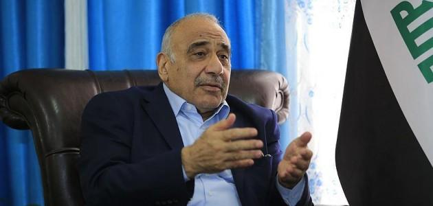 Irak Başbakanı: Kabine yakında tamamlanacak