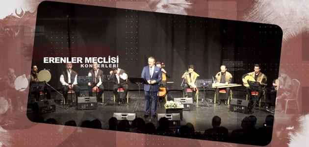 Enderun Hafızlar Topluluğundan Konya'da konser