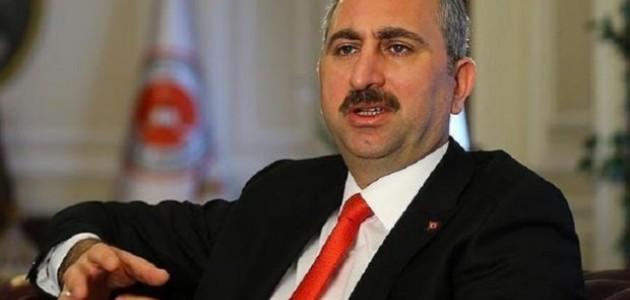 Adalet Bakanı'ndan 'Demirtaş' açıklaması