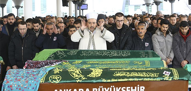 Ebru Erdem Ersan ve Tahsin Ertaş toprağa verildi