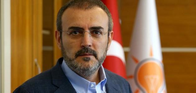 'AK Parti yüksek faizle her daim mücadele etmiştir'