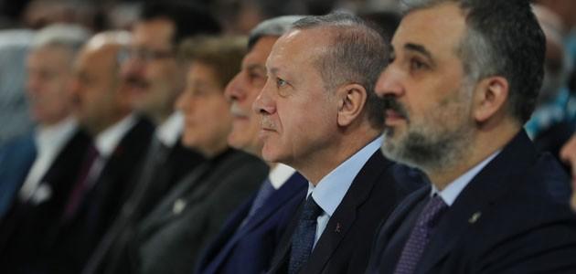 Cumhurbaşkanı Erdoğan Kocaeli adaylarını açıkladı