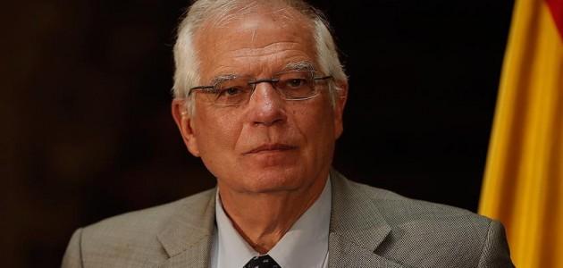 İspanya Dışişleri Bakanı Borrell: Paris'te bir İspanyol turist hayatını kaybetti