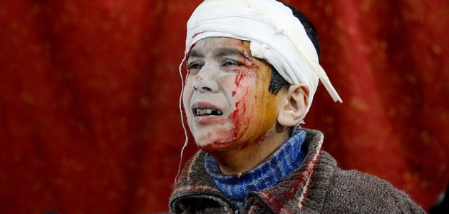 Suriye'de Esed rejimi 2018'e de kanlı damgasını vurdu