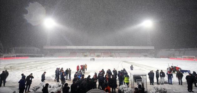 Boluspor-Galatasaray maçı ileri bir tarihte oynanacak