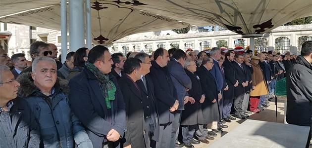 Prof. Dr. Mustafa Öz toprağa verildi