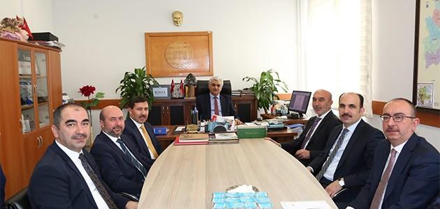 Konya'da AK Partili adaylar resmi başvurularını yaptı