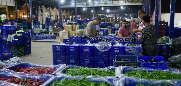 Rekabet Kurulundan 24 yaş meyve sebze toptancısına soruşturma