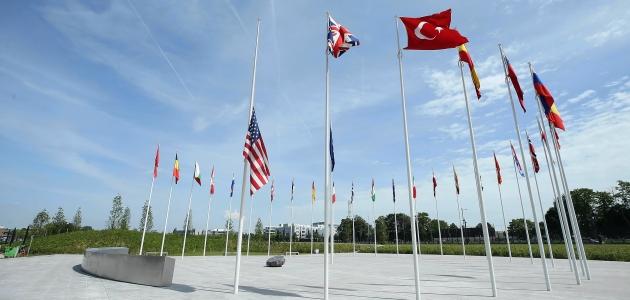 NATO üyelerine