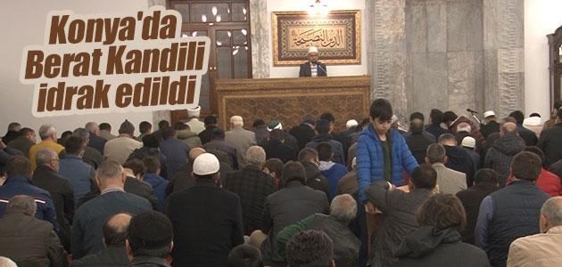 Konya'da Berat Kandili idrak edildi