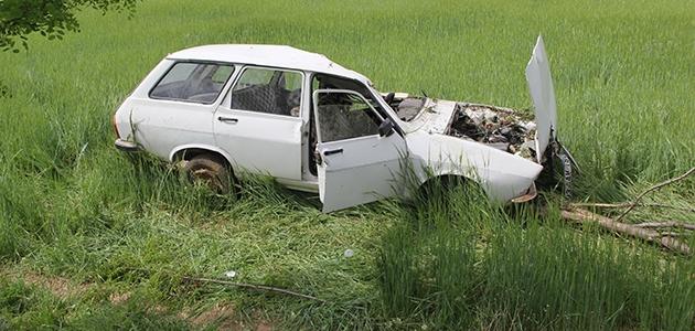 Afyon-Konya yolunda kaza: 1 ölü