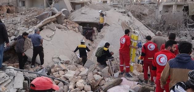 Suriye'de 8 yılda ramazan döneminde yaklaşık 19 bin sivil öldürüldü
