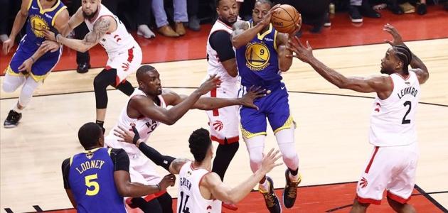 NBA'de nefes kesen final serisi