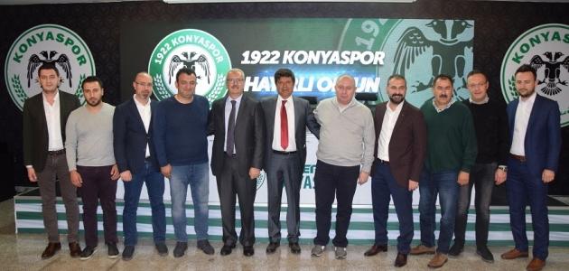 1922 Konyaspor'dan Akşehirspor açıklaması: Prensip anlaşmasına varıldı